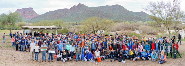 Salt River Cleanup | February 18, 2017