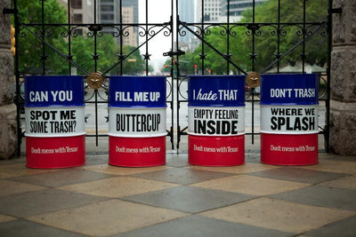 4 Awesome Anti-Littering Campaigns