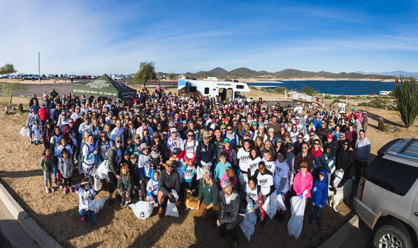 Impact Friday at Lake Pleasant Cleanup | November 23, 2018
