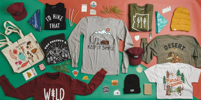 The Winter Wildland Collection