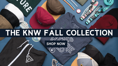 The KNW Fall Collection just landed