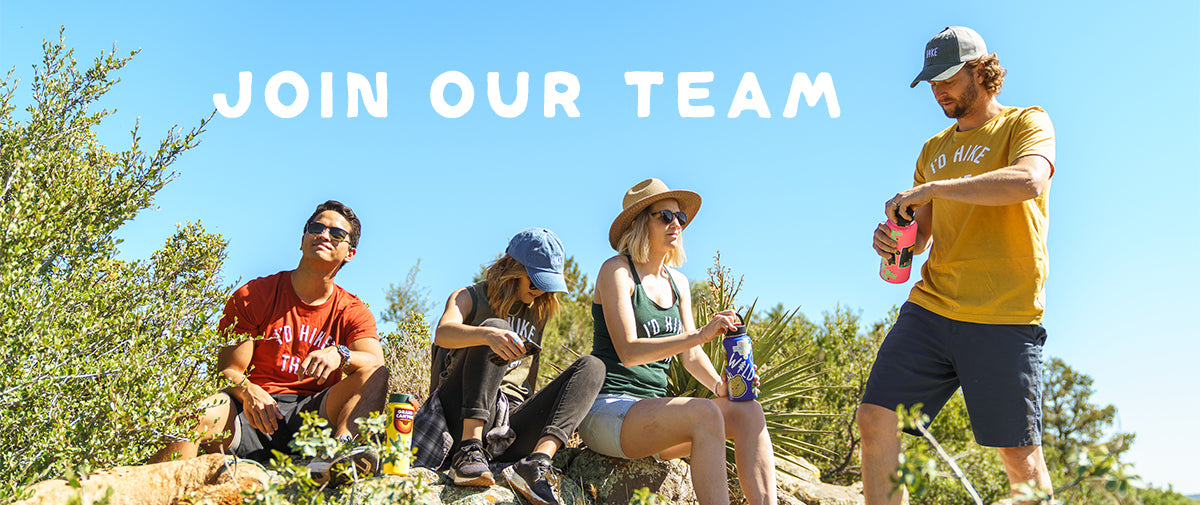 Join Keep Nature Wild Team