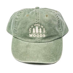 Good in the Woods Dad Hat | Forest