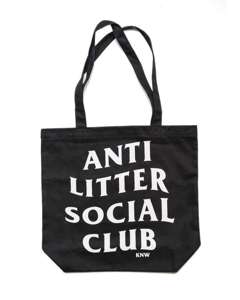 Anti Litter Social Club | Tote Bag - Keep Nature Wild