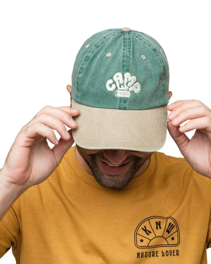 Keep Nature Wild Hat At Camp Dad Hat | Forest