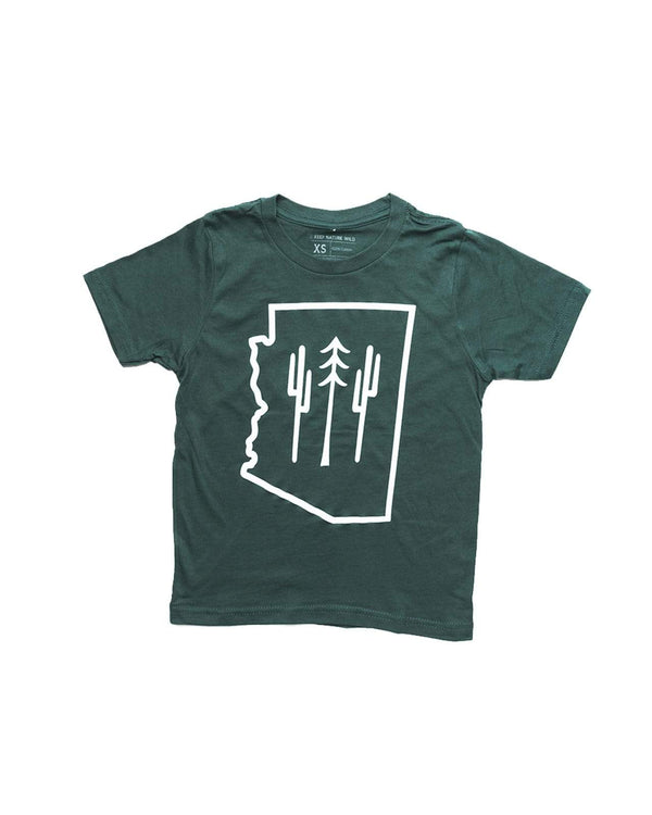AZ Wilderness Forest | Youth Tee - Keep Nature Wild