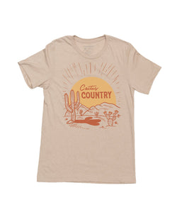 Keep Nature Wild Tee Cactus Country Unisex Tee | Desert Dust