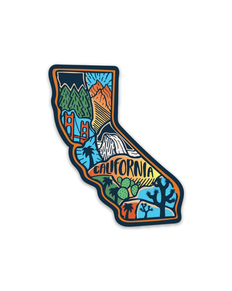 California Love | Sticker - Keep Nature Wild