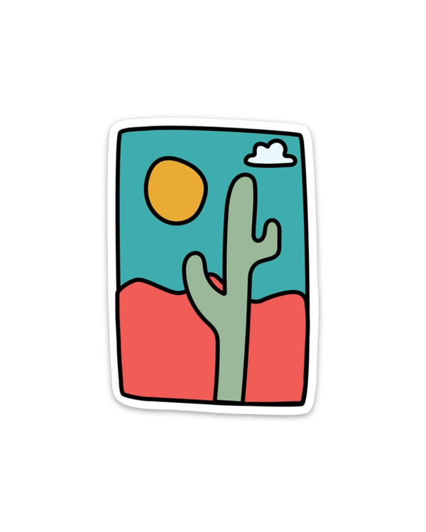 Desert Days | Sticker - Keep Nature Wild