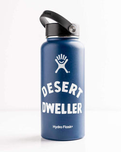 Desert Dweller | White Decal - Keep Nature Wild