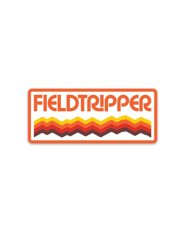 Fieldtripper | Sticker - Keep Nature Wild