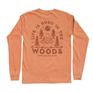 Good in the Woods Unisex Long Sleeve | Sienna