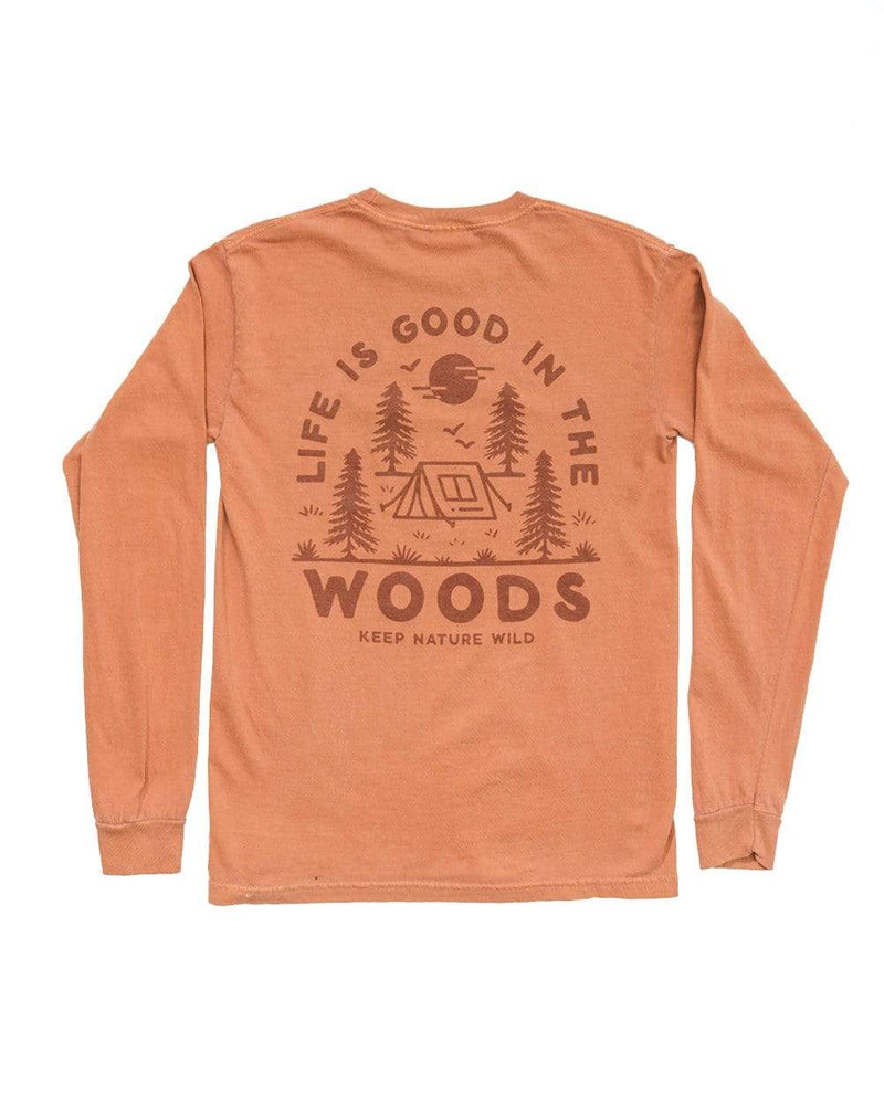 Keep Nature Wild Long Sleeve Good in the Woods Unisex Long Sleeve | Sienna