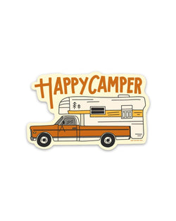 Grampy Camper | Sticker - Keep Nature Wild