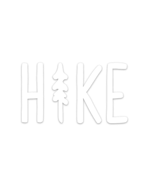 HIKE | Decal - Keep Nature Wild