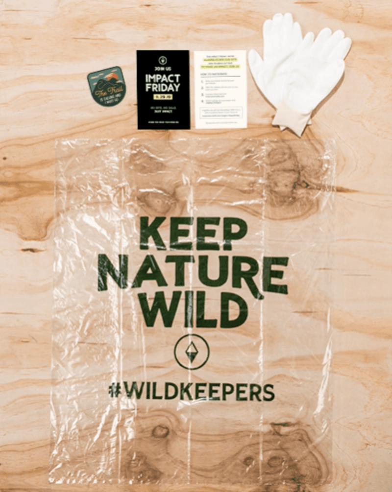 Impact Friday | DIY Cleanup Kit - Keep Nature Wild