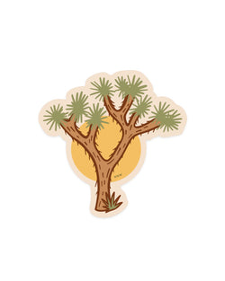 Keep Nature Wild Sticker Joshua Tree | Sticker