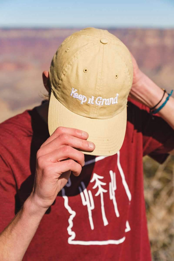 Keep It Grand Dad Hat | Sunshine - Keep Nature Wild