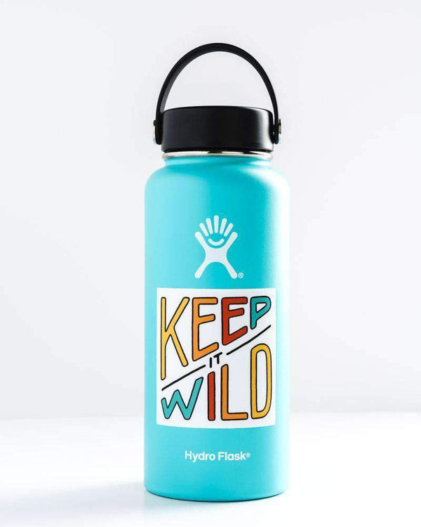 Keep it Wild Colored | Sticker - Keep Nature Wild