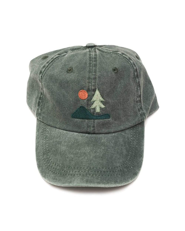 Keep Nature Wild Hat Lone Pine Dad Hat | Forest