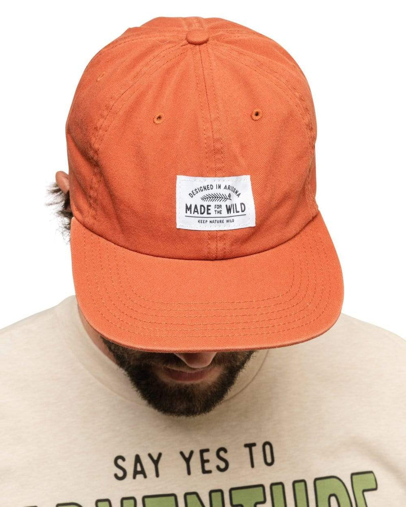 Keep Nature Wild Hat Made for the Wild Baseball Hat | Copper