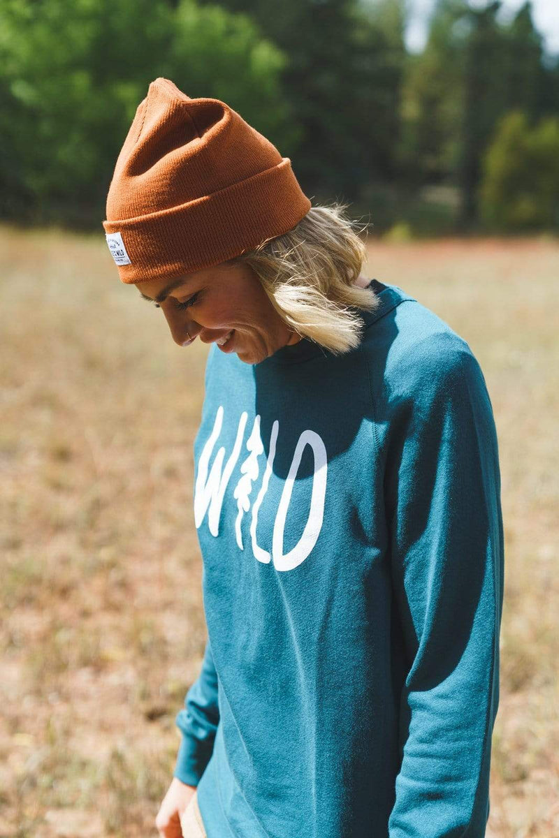 Made for the Wild Beanie | Autumn Orange - Keep Nature Wild