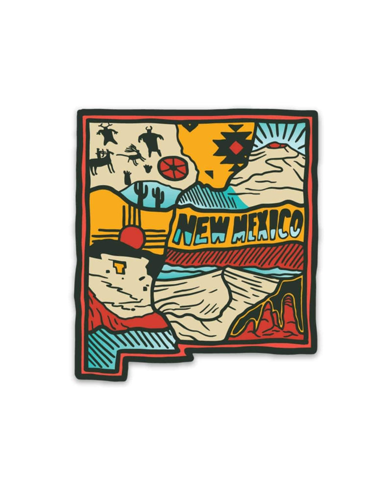 New Mexico Love | Sticker - Keep Nature Wild
