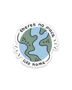 Keep Nature Wild Sticker No Place Like Home | Sticker