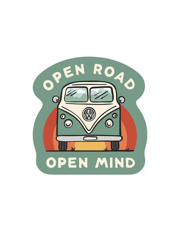 Keep Nature Wild Sticker Open Road | Sticker