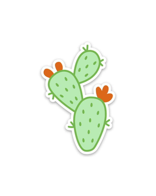 Prickly Pear | Sticker - Keep Nature Wild