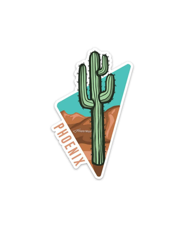 Retro Phoenix | Sticker - Keep Nature Wild