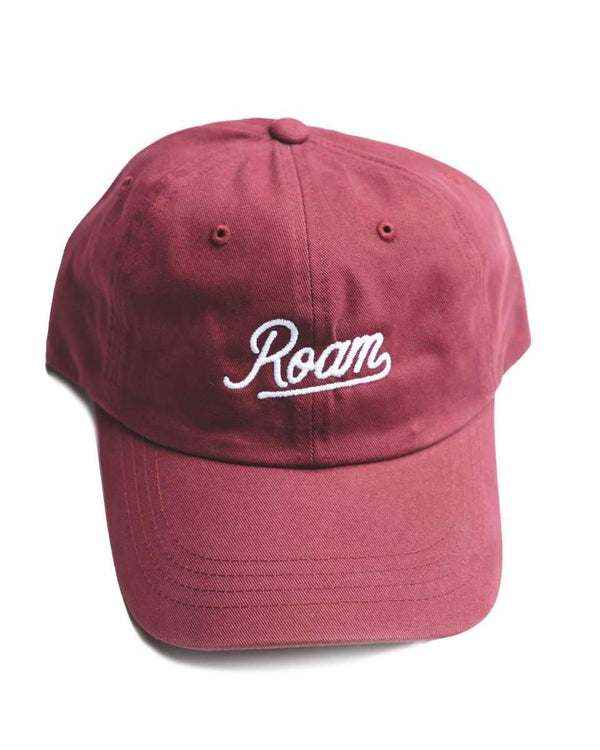 Roam Dad Hat | Wine - Keep Nature Wild