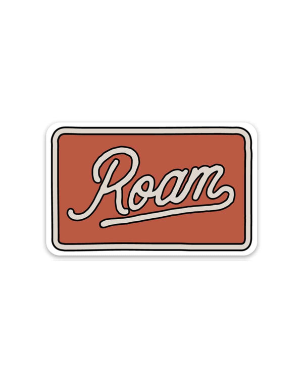 ROAM | Sticker - Keep Nature Wild