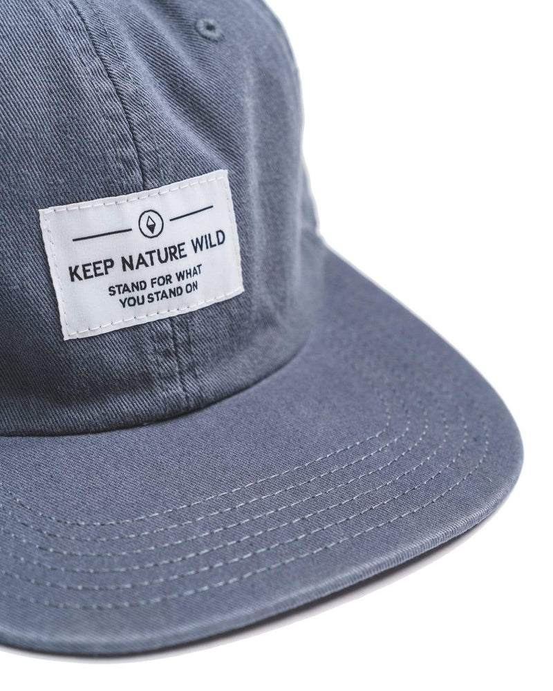 Stand For Baseball Hat | Slate Blue - Keep Nature Wild