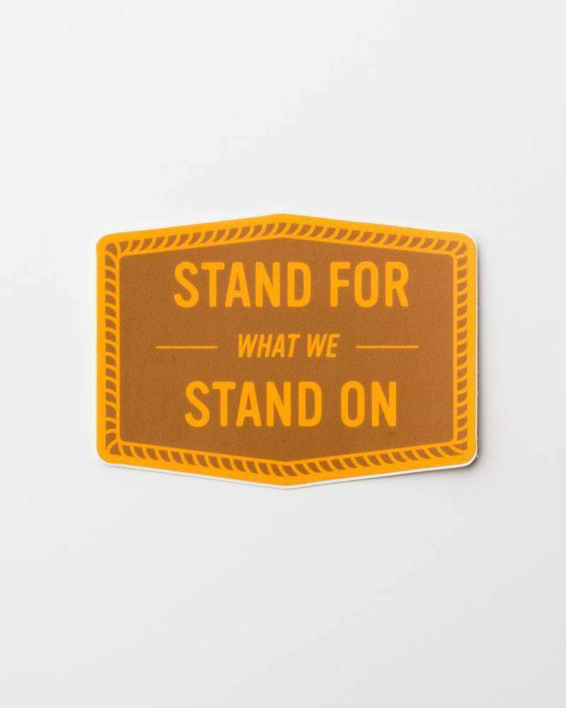Stand For Motto | Sticker - Keep Nature Wild