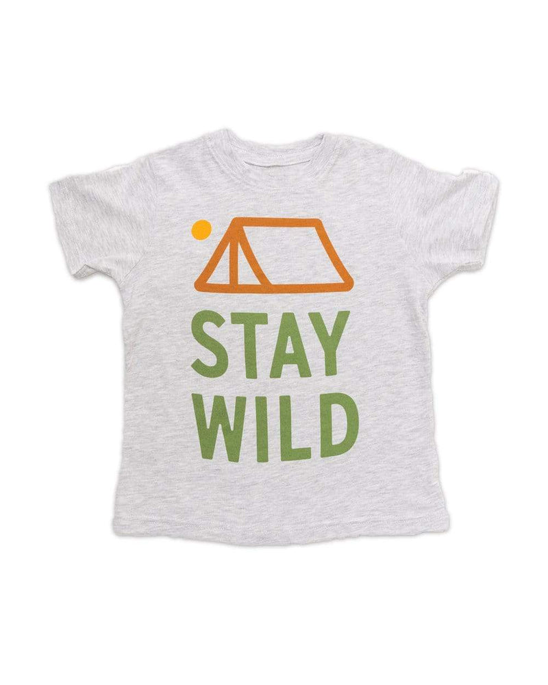 Stay Wild | Ash - Keep Nature Wild