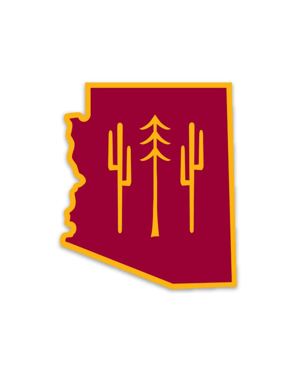 Sun Devil Pride | Sticker - Keep Nature Wild