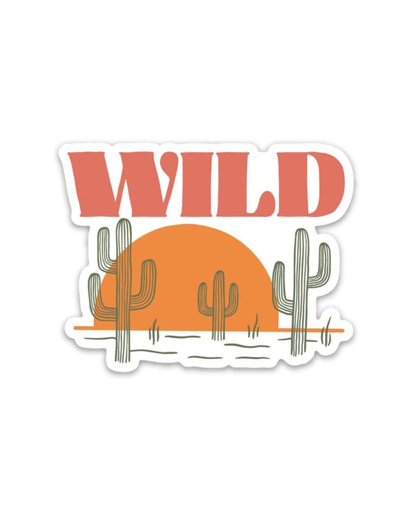 Sunset Chaser | Sticker - Keep Nature Wild