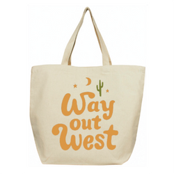 Way Out West | Tote Bag - Keep Nature Wild