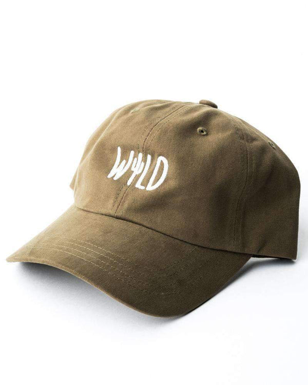 Wild Cactus Dad Hat | Moss - Keep Nature Wild