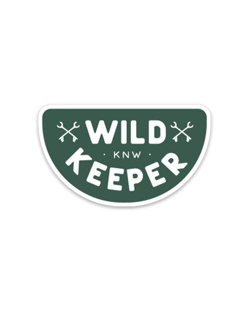 Keep Nature Wild Wild Keeper Gear Wild Keeper Cross Pickers | Sticker