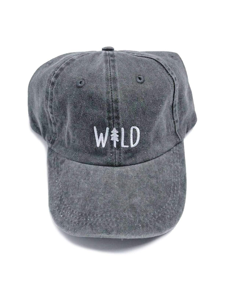 Wild Pine Dad Hat | Smoke - Keep Nature Wild