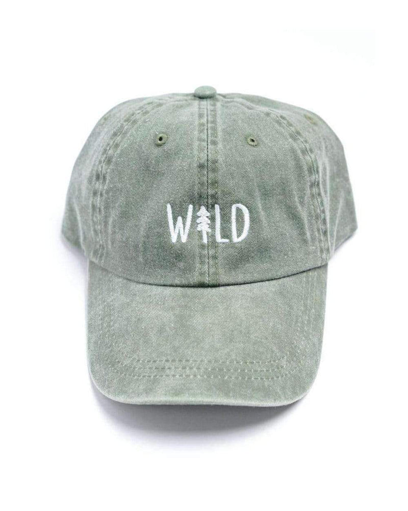 Keep Nature Wild Hat Wild Pine Dad Hat | Spruce