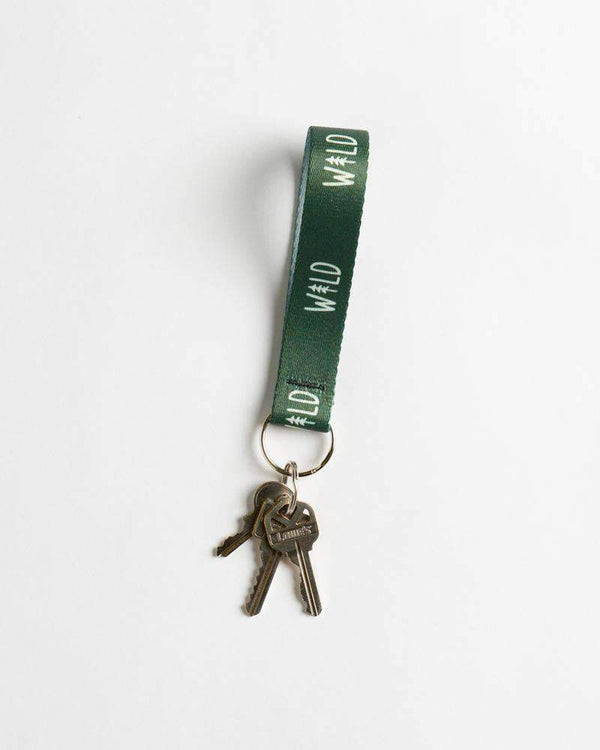 Wild Pine Key Fob | Forest - Keep Nature Wild