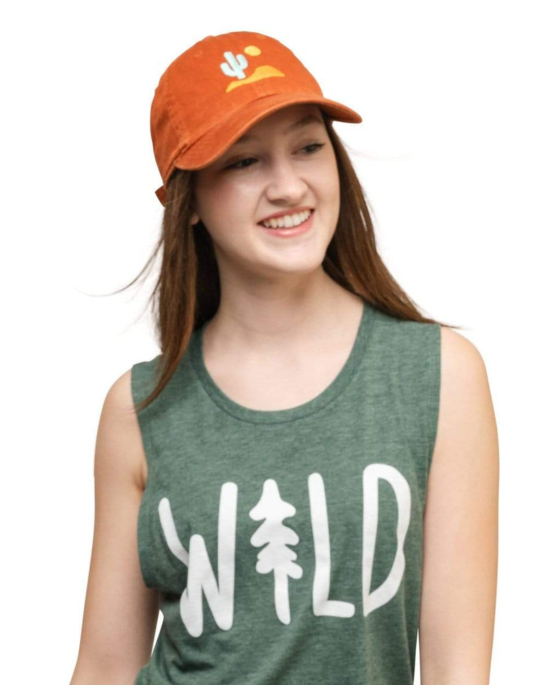 Keep Nature Wild Tank Wild Pine Muscle Tank | Forest