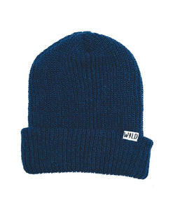 Keep Nature Wild Hat Wild Slouch Beanie | Cobalt Blue