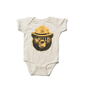 Wildbear Onesie | Natural