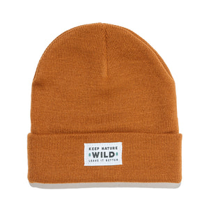Twin Pines Cuffed Beanie | Copper