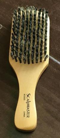 Men's Bristle Brush, 7""