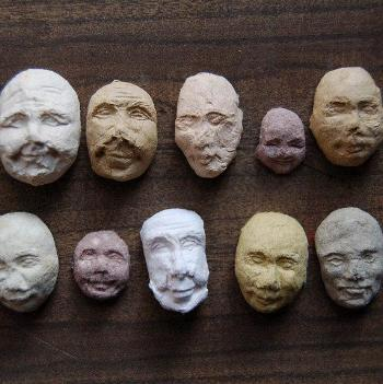 Sprouting Seed Faces